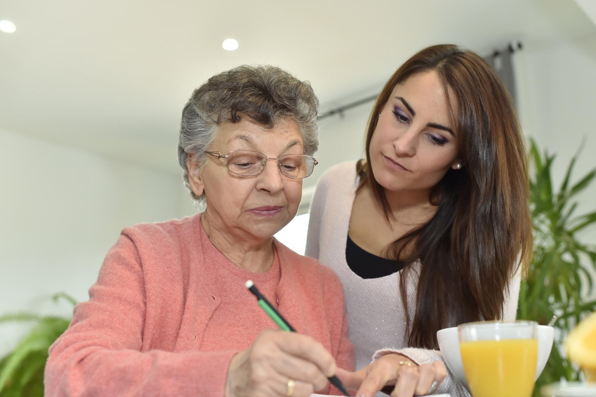 Aide et support administratif pour les aidants